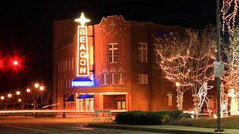Renovation of Historic Beacon Theater Underway