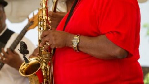 Downtown Getdown: Jazz and Art Fest Recap